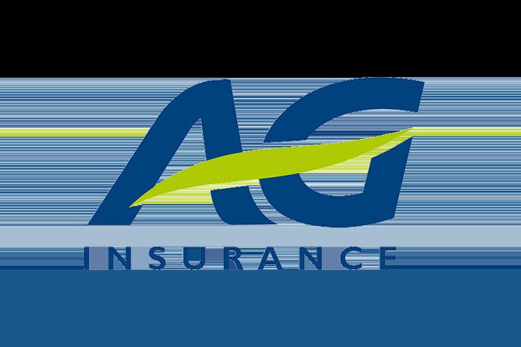 Logo van verzekeringsmaatschappij AG insurance