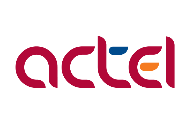 Logo van verzekeringsmaatschappij - Actel