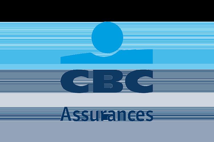 Logo de la compagnie d'assurance CBC assurances