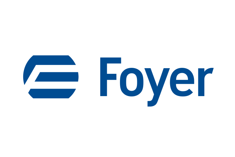 Logo van verzekeringsmaatschappij Foyer