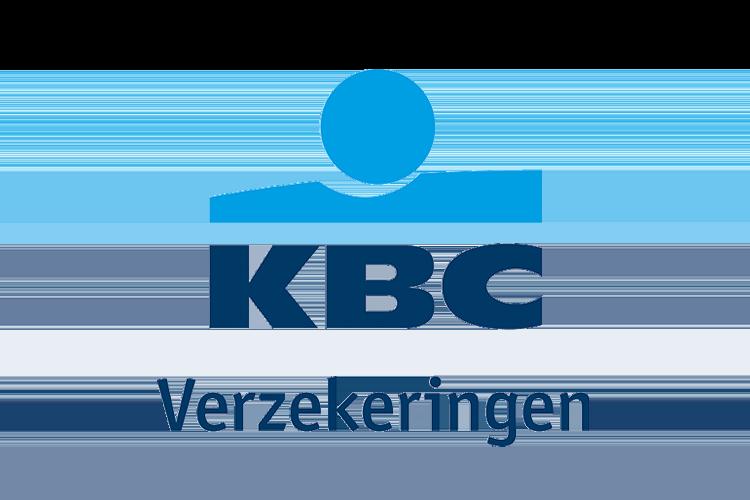 Logo KBC verzekeringen