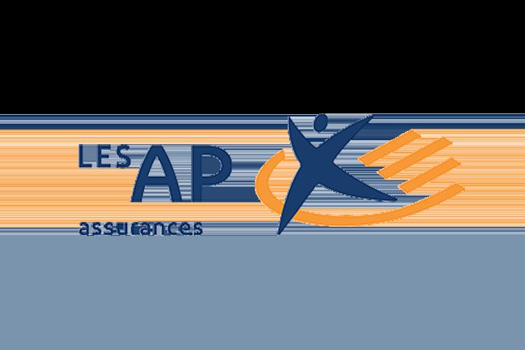 Logo de la compagnie d'assurance Les AP