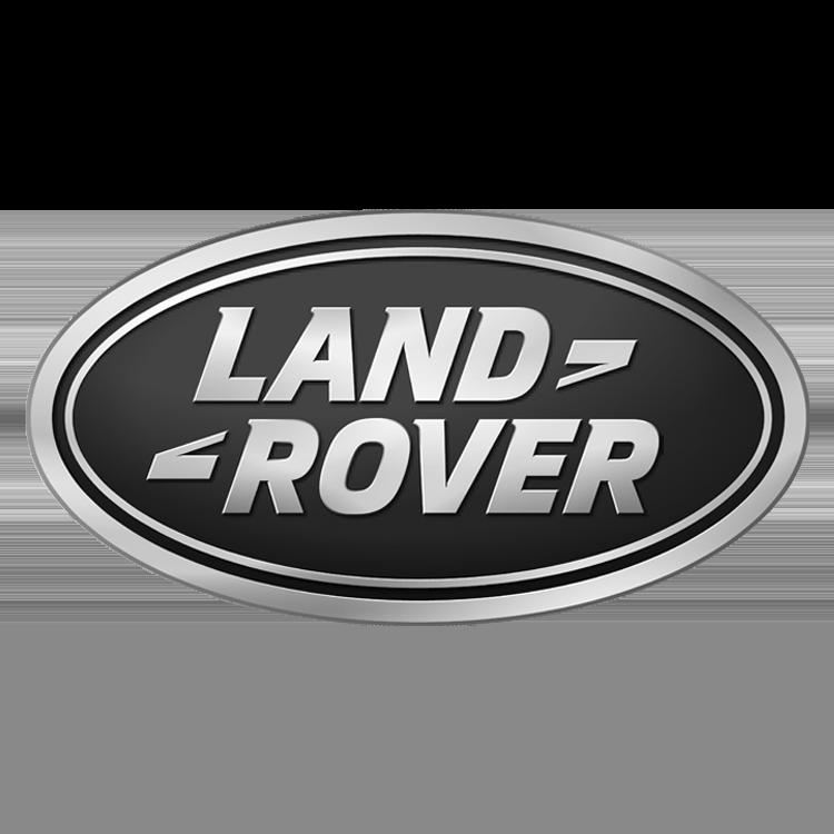 Logo van het automerk Land Rover
