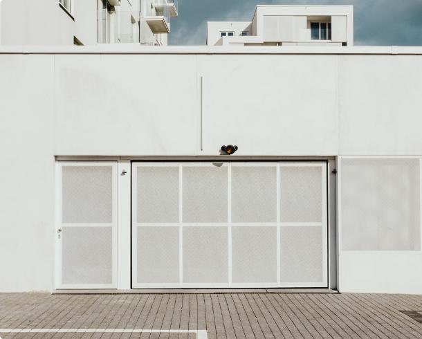 Photo d'un Garage