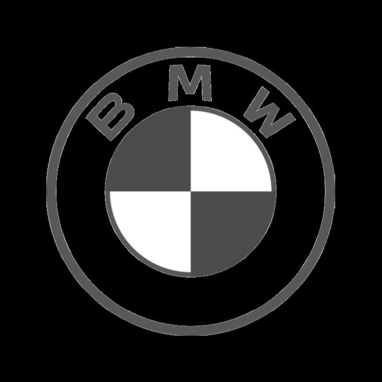 Logo van het automerk BMW