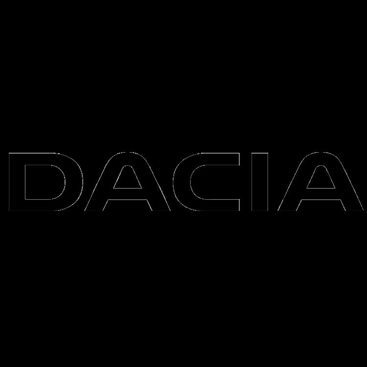 Logo van het automerk Dacia