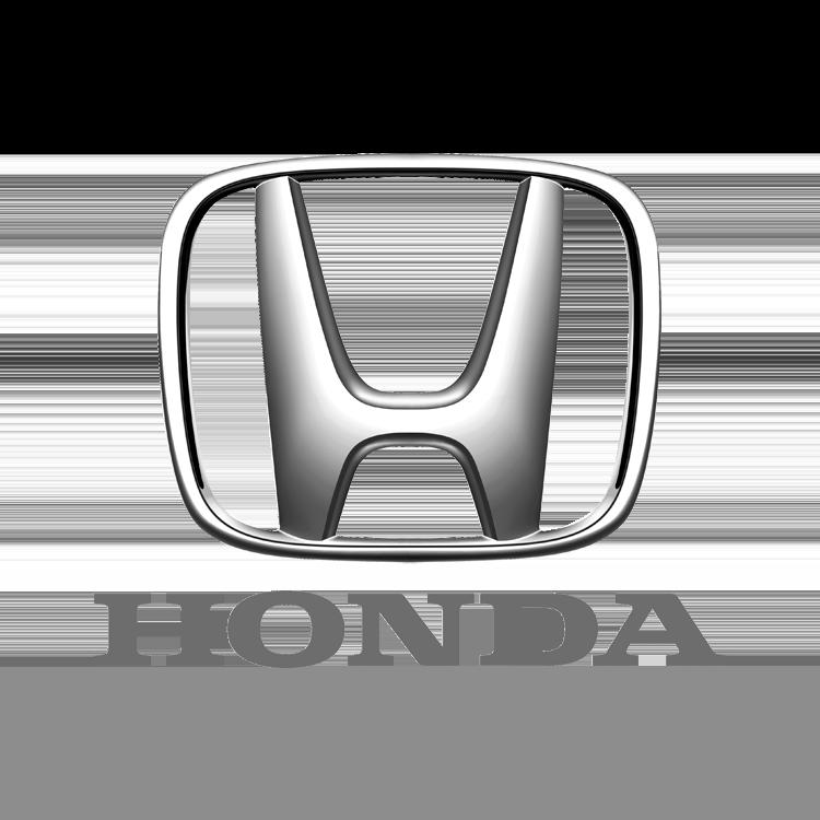 Logo van het automerk Honda